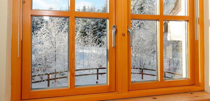 Обновляем и утепляем деревянное окно