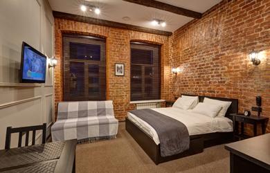 Отделка комнаты в квартире и доме