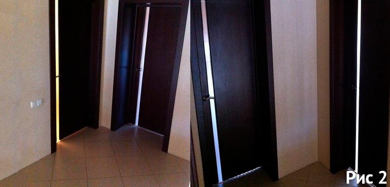 Проём двери