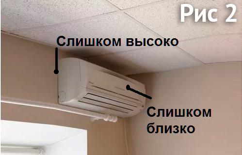 установка кондиционера в москве