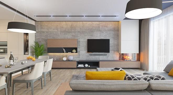 Дизайн интерьера комнаты как самостоятельная задача