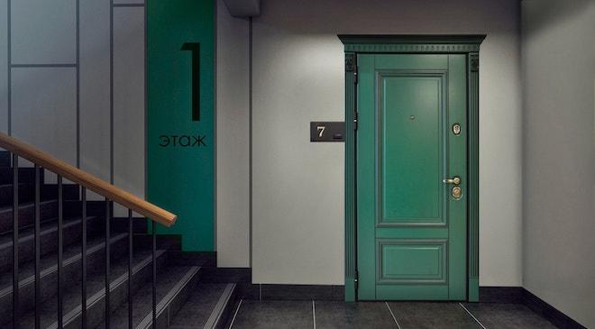 Входные двери Москва