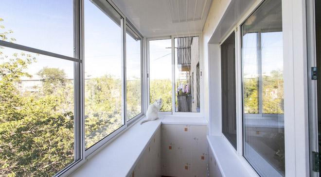 Остекление балконов и лоджий, цена в Москве не главное, имеет много аспектов